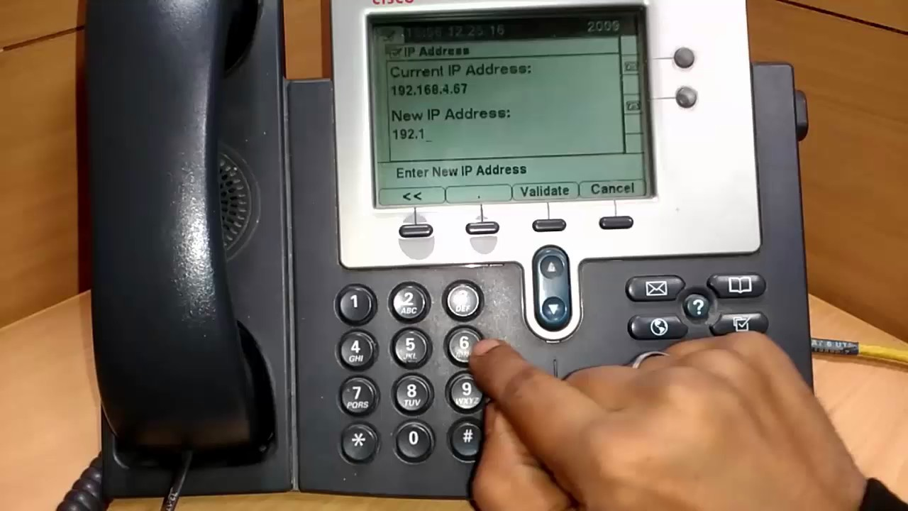 how to change ip of cisco 7942g phone ip address cisco network rh youtube com cisco ip phone 7911 manual english cisco epc3925 manual english