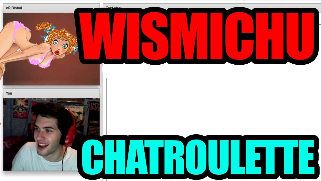 Wismichu Chatroulette Sin Censura