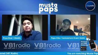 Musta Paps: Episode 02   Papa Kiko, Papa Bear, Doc F.