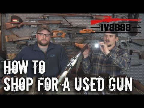 How To Shop For A Used Gun