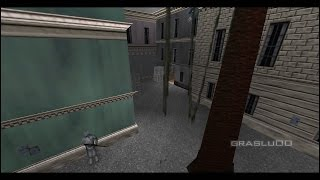 GoldenEye 007 N64 - Blind Escape - 00 Agent (Custom level)