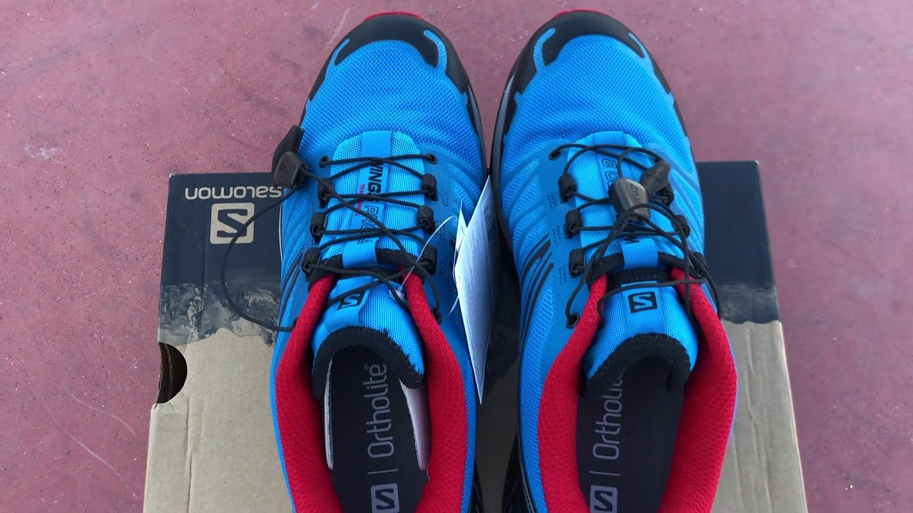 Test butów Salomon Speedcross 4