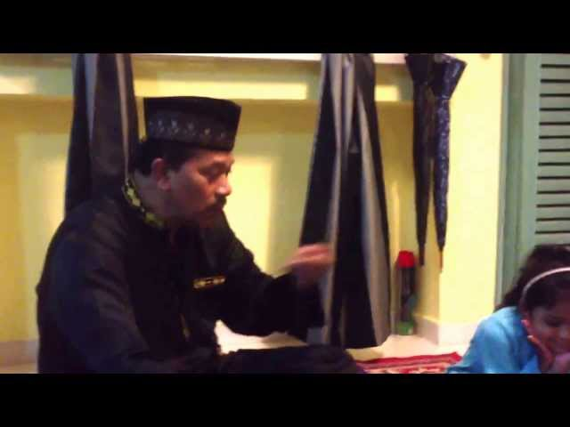 Takbir Raya 2013. Travel Video