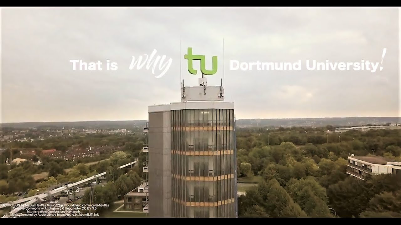Preview image for Explore TU Dortmund University video