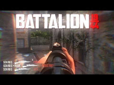 Fraggin' on the Battalion 1944 Beta thumbnail