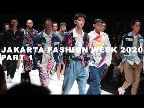 EPS. 12 - Jakarta Fashion Week 2020 1/3