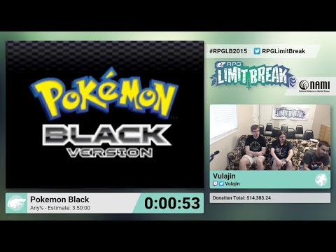 Pokémon Black by Vulajin RPG Limit Break 2015 Part 19