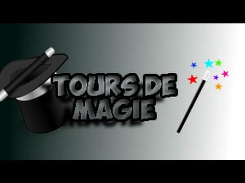 tour de magie facile avec un billet