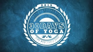 30 Days of Yoga - Start Here