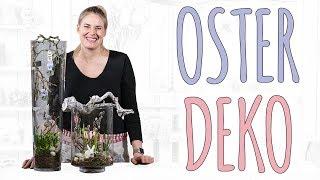 deko idee für alle glasformen osterdeko diy