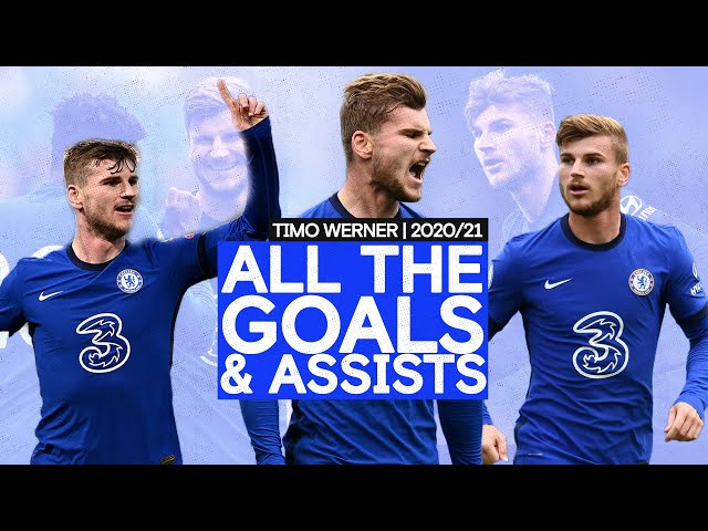 🎥 One Year of Werner | Every Goal & Assist by Timo Werner in 2020/21