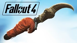 FALLOUT 4 - TOP 5 CRAZY MELEE WEAPONS!