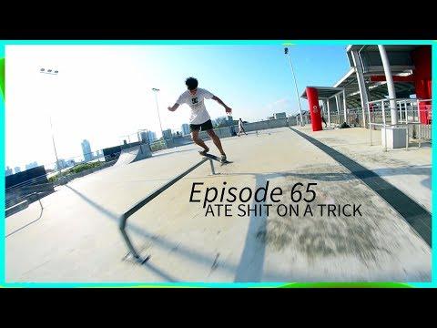 EP65 || SKATESPOTS IN SINGAPORE
