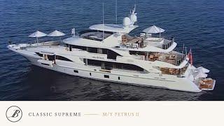 Benetti - Classic Supreme 132'  - BS001 M/Y Petrus II