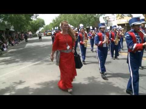 2017 Delano's Cinco de Mayo Parade - part 1 of 5