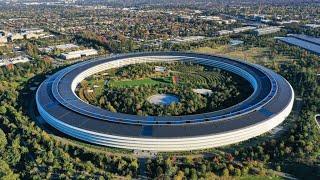 Apple Park March 2020 | Coronavirus pandemic forces campus closure