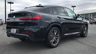 The BMW X4 m40i is the X3's BADASS Cousin!