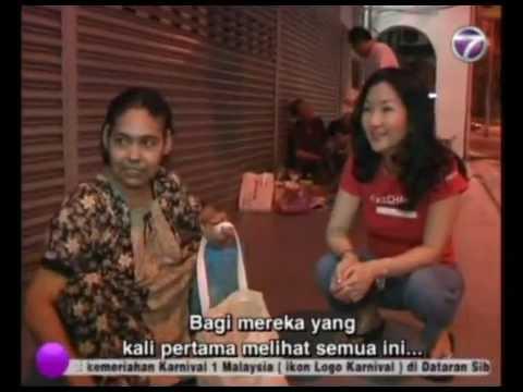 NTV7 Documentary on Kechara Soup Kitchen