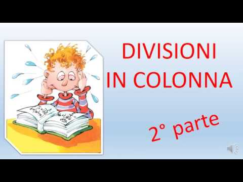 Divisioni ad una cifra in colonna. from YouTube · Duration:  3 minutes 45 seconds