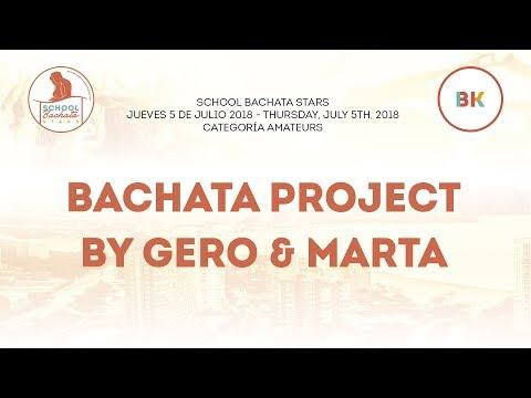 Bachata Project by Gero & Marta (Madrid-Ibiza)