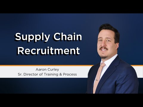 Recruitment For Logistics | Supply Chain Recruitment Firm