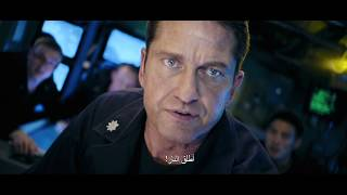 Hunter Killer Final Trailer- OFFICIAL TRAILER 2018