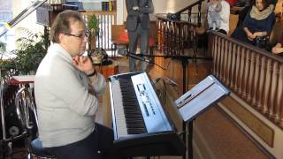 павел Шабан: Мастер-класс по импровизации на фортепиано