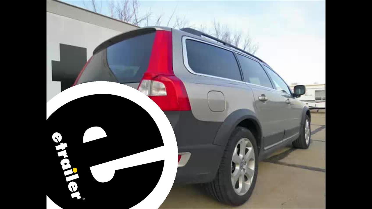 maxresdefault best 2009 volvo xc70 hitch options etrailer com youtube 2009 Volvo XC90 at crackthecode.co