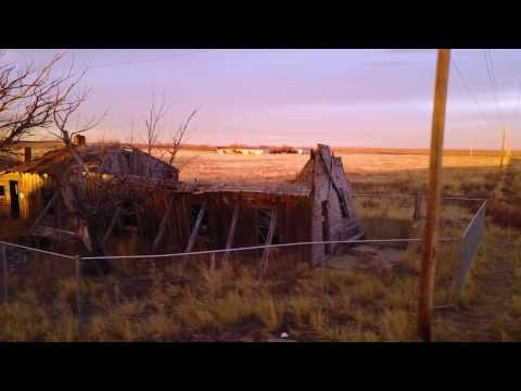 Abandoned Ghost Town   First African American Settlement in Colorado by Drone 1910   DJI Mavic Pro