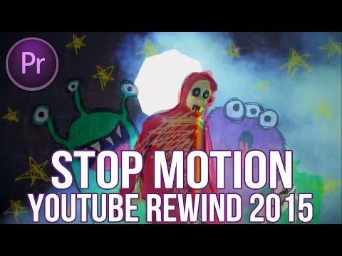 Cara Editing STOP MOTION Seperti Youtube Rewind Indonesia 2015