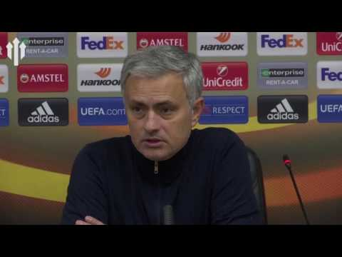 Jose Mourinho: 'Details The Difference' Manchester United Vs Tottenham Hotspur PRESS CONFERENCE