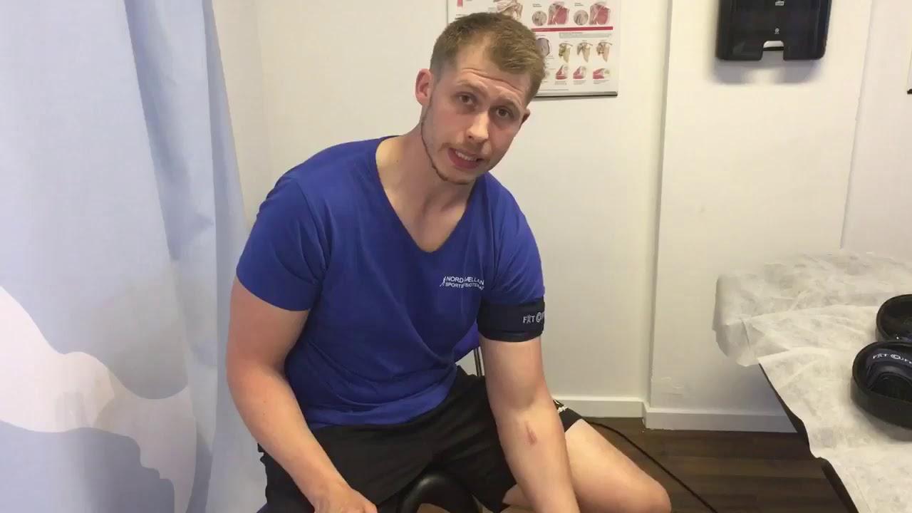 Fit Cuffs - Occlusion Training: Simon Thor Larsen - Danish Presentation 2/3