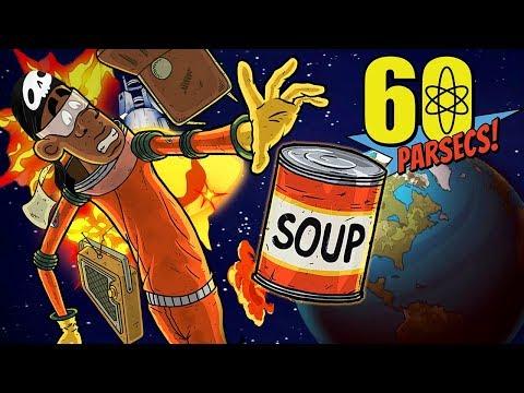 60 СЕКУНД В КОСМОСЕ! ► 60 Parsec! |1| Прохождение