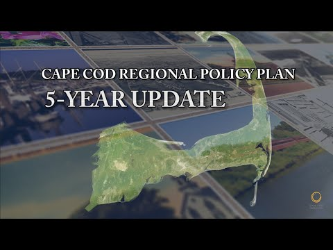 Cape Cod Commission: Regional Policy Plan - A Brief History of Development