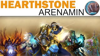 Hearthstone - Arenamin - #30 - Druid - Game 2 & 3 (EXPECTED RESULTS)