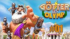 Götter des Olymp #01 - Aufstieg auf den Olymp [Deutsch]