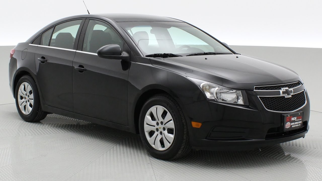 2014 Chevrolet Cruze LT - This thing is a TURBO! | ridetime.ca - YouTube