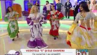 Andreea Balan - Dans tiganesc 15.10.12