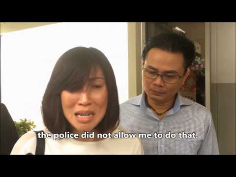 Couple who shoved, insulted old man at Toa Payoh hawker centre fined