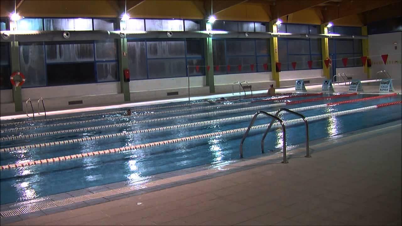 Video piscina cubierta de archena youtube for Piscina archena