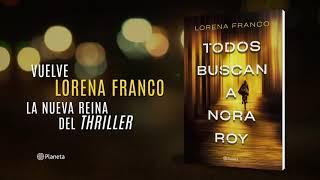 """""""Todos buscan a Nora Roy""""   Booktrailer"""