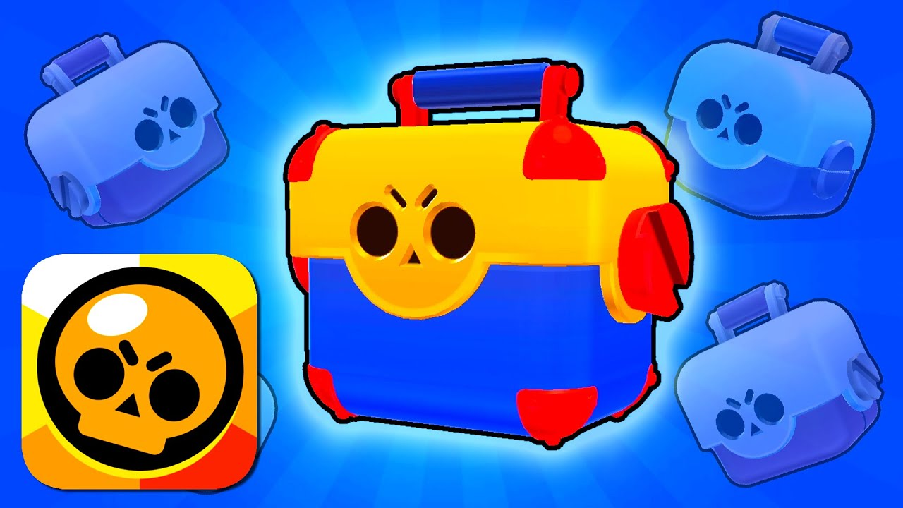 BRAWL STARS MEGA BOX, Big Box Open New Characters (iOs, Android) Part 22 | Power of Gameplay