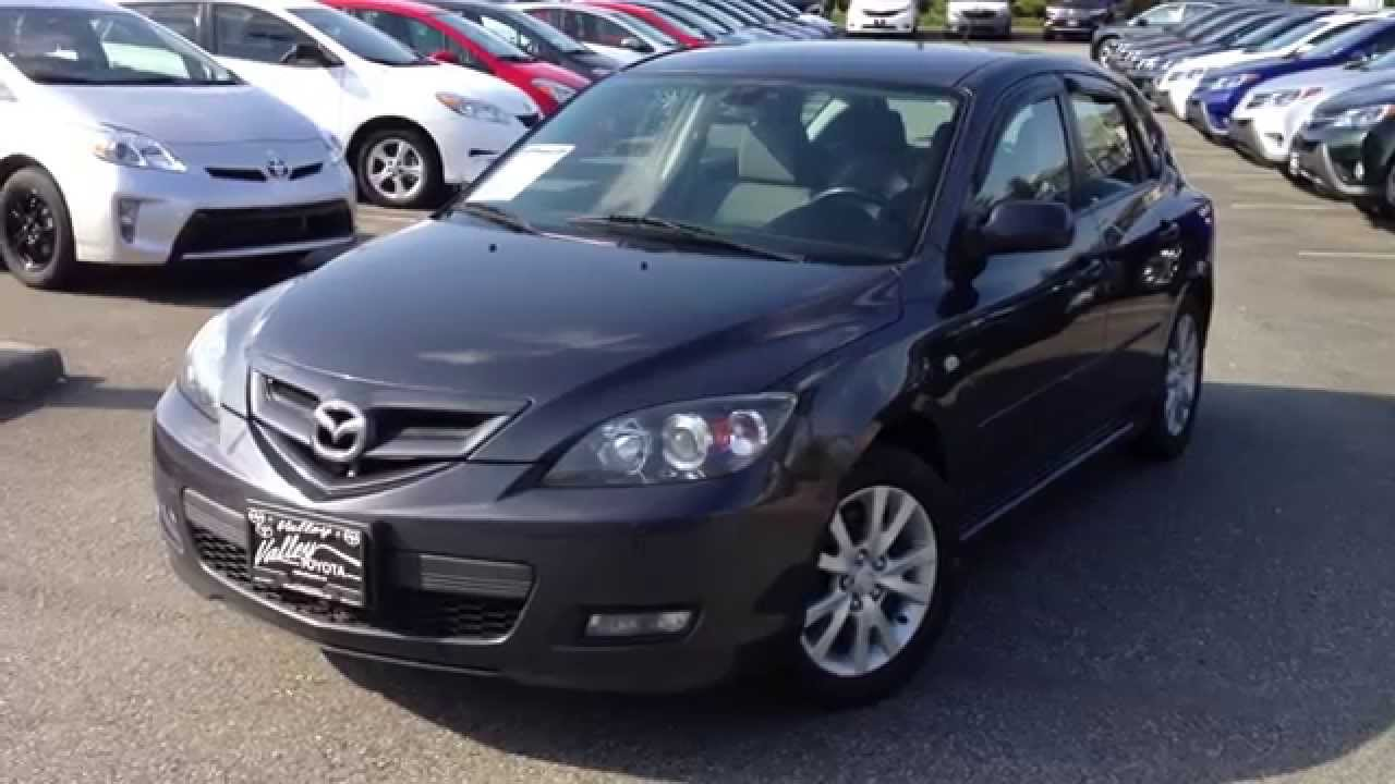 07 mazda 3 for sale -  Sold 2007 Mazda Mazda3 Gs Preview For Sale At Valley Toyota Scion In Chilliwack B C 14728a