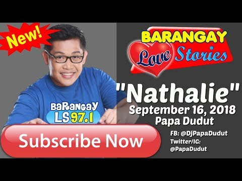 Barangay Love Stories September 16, 2018 Nathalie