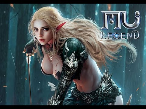 MuLegend Dark Lord lvl 31  Dungeon   Glacier Cave  