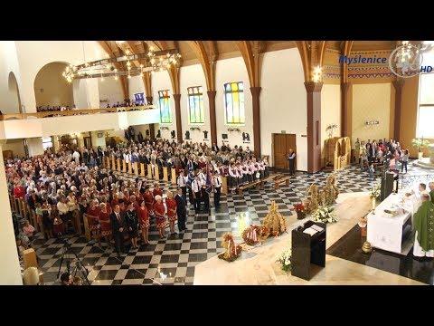Transmisja Transmisja Mszy Świętej z parafii pw. św. Klemensa, Papieża i Męczennika w Trzemeśni 2018