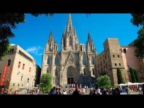 Conociendo Barcelona-Historia-España-Producciones Vicari.(Juan Franco Lazzarini)