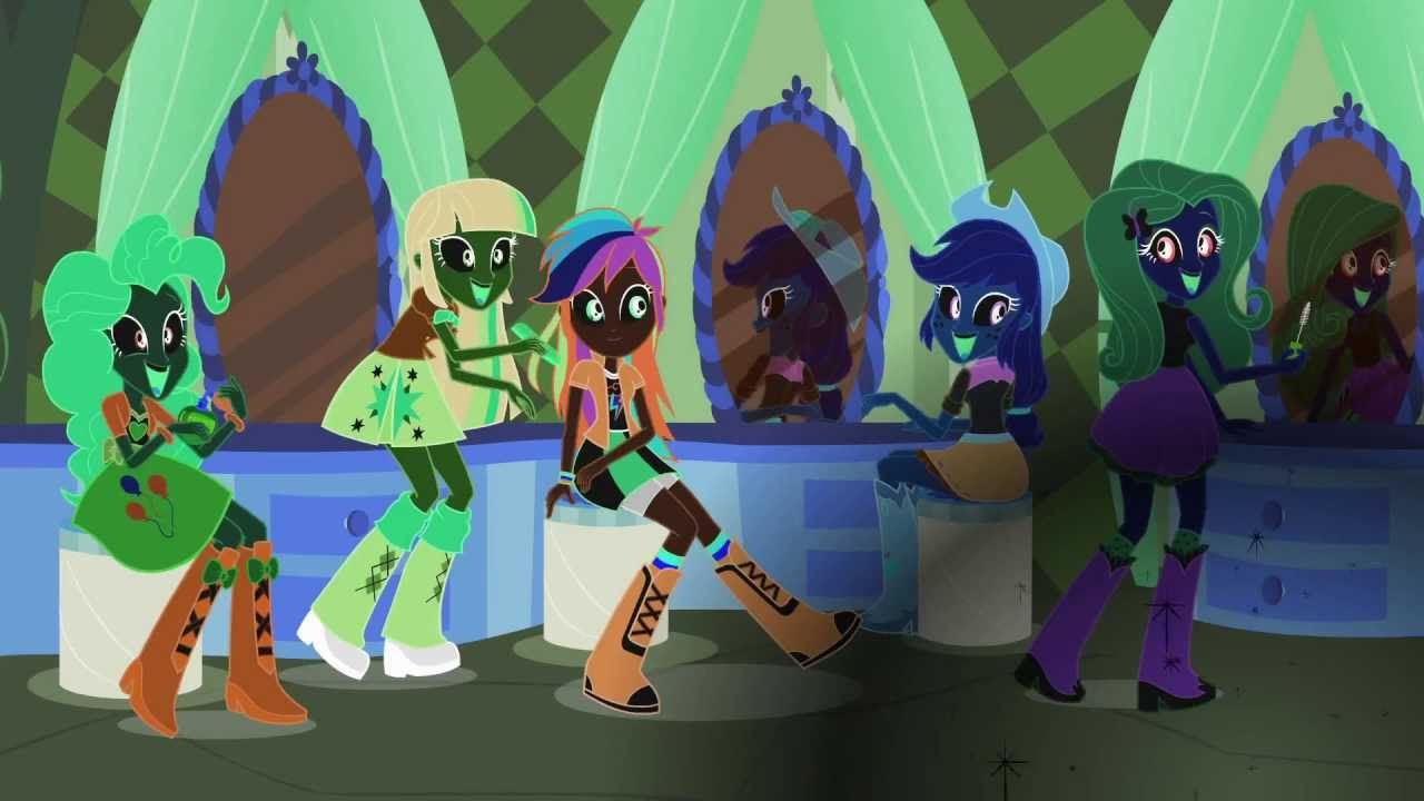 This Is Our Big Night G Major Version Equestria Girls