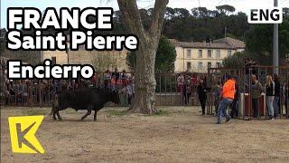 【K】France Travel-Saint Pierre[프랑스 여행-생피에르]엔씨에로/Saint Pierre/Encierro
