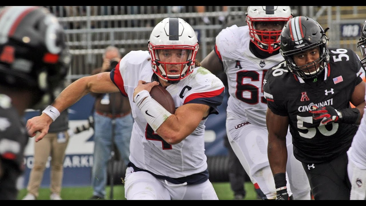 UConn Football Defeats Cincinnati For First Conference Win